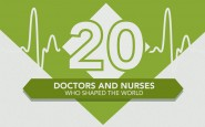 INFOGRAPHIC: 20 Doctors And Nurses Who Shaped The World