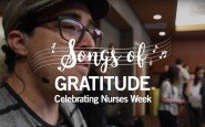 'Songs Of Gratitude' From This Year's Nurses Week