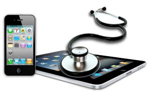 stethoscope-on-ipad