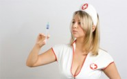 Trite images of nurses