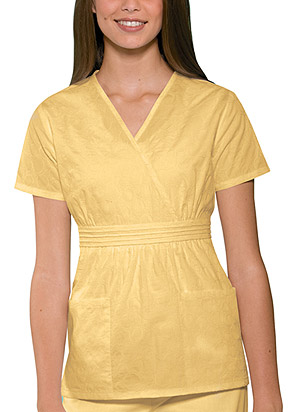 cherokee yellow tunic top