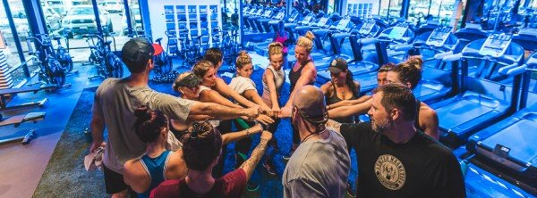Hillcrest Fitness Class