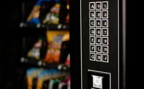 scrub vending machine