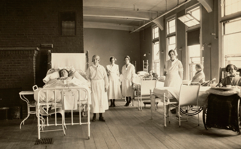 A List Of Rules For Nurses From 1887