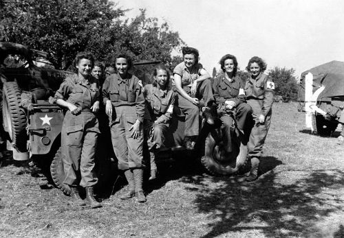 war-nurses