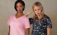 Styles we love: Warriors in Pink breast cancer awareness scrubs