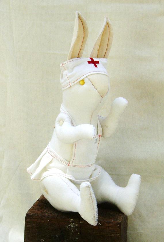 The Velveteen Nurse Rabbit