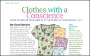 Clothes with a conscience