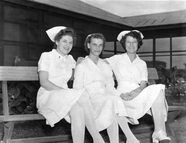 ww2 nurses