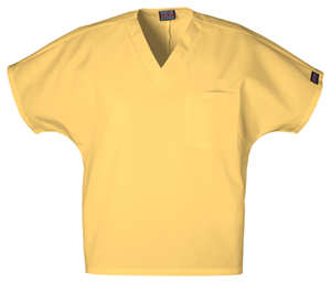 yellow-scrubs-top